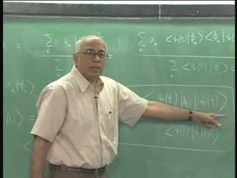 Lecture - 6 Classical Vs Quantum Mechanics