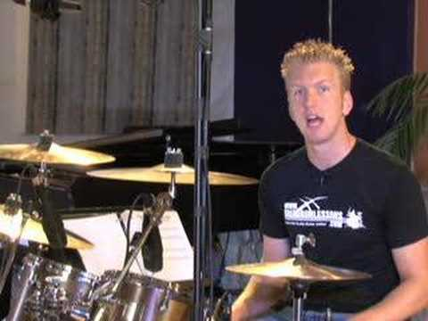 Counting Quarter Notes - Drum Lessons