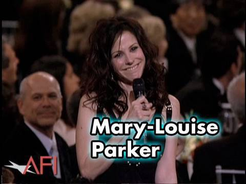 Mary-Louise Parker Salutes Mike Nichols at the AFI Life Achievement Award