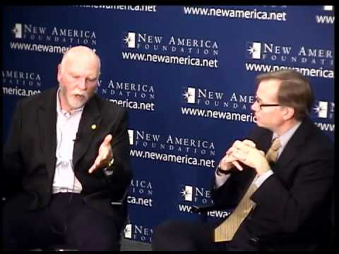 "Craig Venter and Steve Coll on ""the Need to Roll the Dice"" on Future Energy Sources"