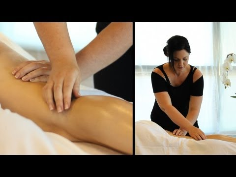Massage Oil vs. Massage Lotion or Gel | Hot Stone Massage Therapy