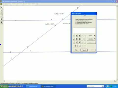 Introduction to Parallel Lines and Traversal