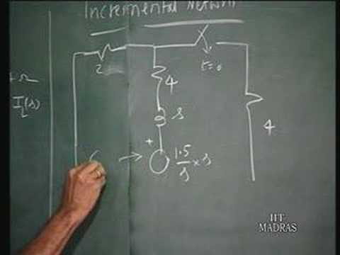 Lecture - 36 Network Theorems (3)