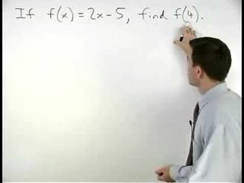 Algebra Exercises - YourTeacher.com - 1000+ Online Math Lessons