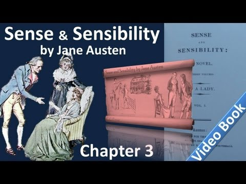 Chapter 03   Sense and Sensibility by Jane Austen