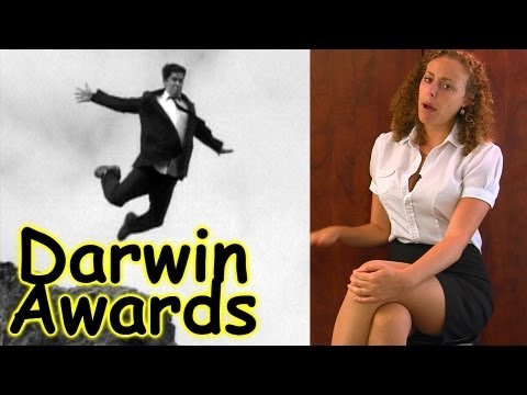 Darwin Awards! How To Not Be STUPID! How To Be Smart, Think, Raise IQ & Survive Psychology