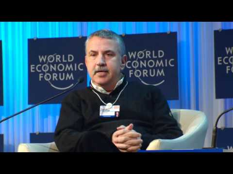 Davos 2012 - Pundits, Professors and their Predictions