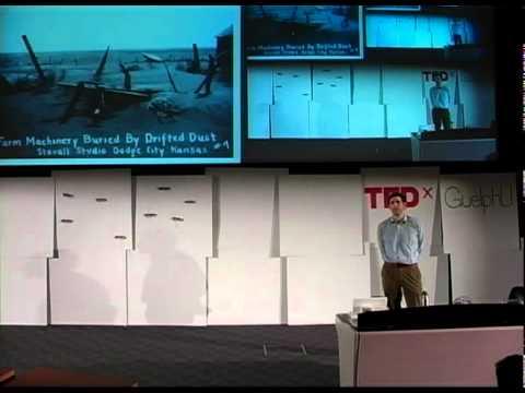 TEDxGuelphU- Ben Bradshaw - Environmental Governance