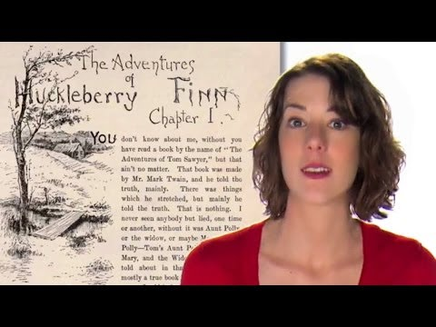 "The Adventures of Huckleberry Finn OVERVIEW -- Mark Twain's ""Huck Finn"" ... from 60second Recap®"
