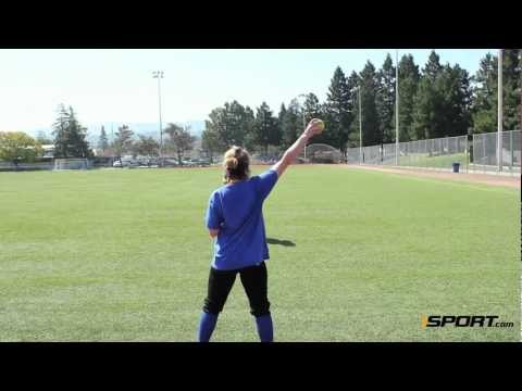 How to Track the Ball in the Outfield in Softball
