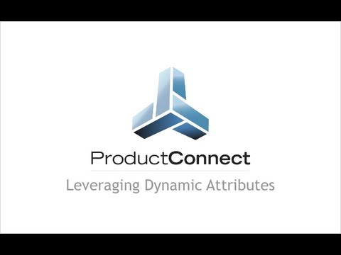 Product Connect for Google SketchUp - Leveraging Dynamic Attributes