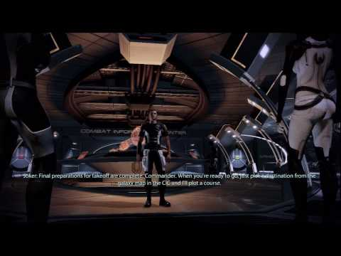 Mass Effect 2 Walkthrough - Part 10 (HD)
