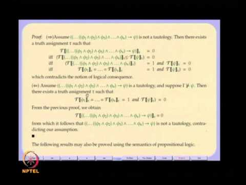 Mod-01 Lec-04 Logical and Algebraic Concepts