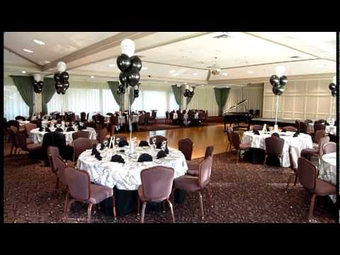 Before and After Room Videos Of Party Balloon Decorations