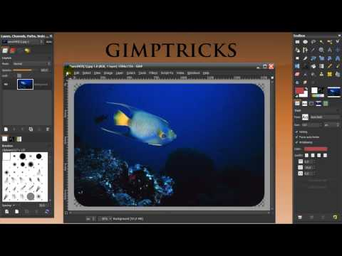 GIMP Tutorial Bloopers Special - Thanks for subscribing!