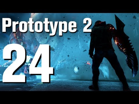 Prototype 2 Walkthrough Part 24 - Alpha Wolf [No Commentary / HD / Xbox 360]