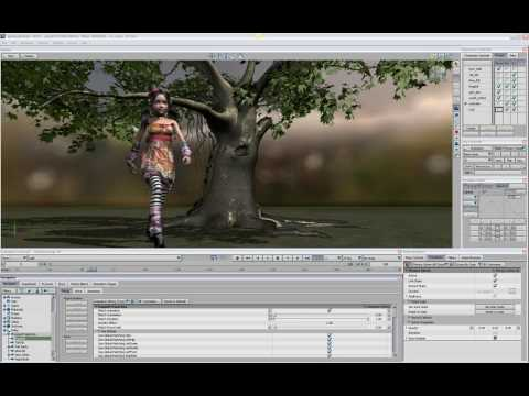Autodesk MotionBuilder 2010 New Features, Animation with Ragdoll part 1