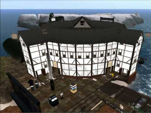 Shakespeare in Second Life