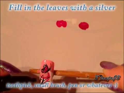 *Butterfly Nail Art Design*