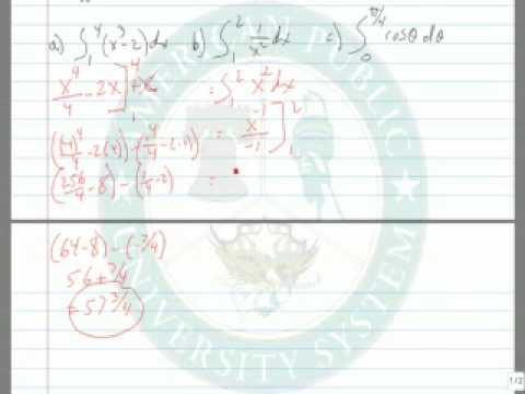 Define the Fundamental Theorem of Calculus