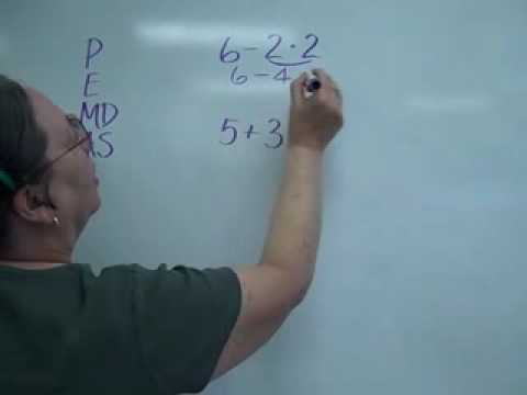 1.4.1 Order of Operations Part 2