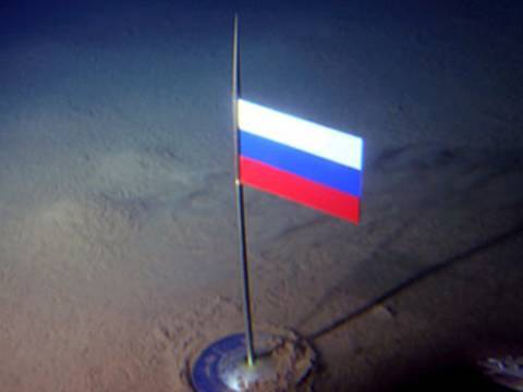 Russia's Cold War on the Arctic