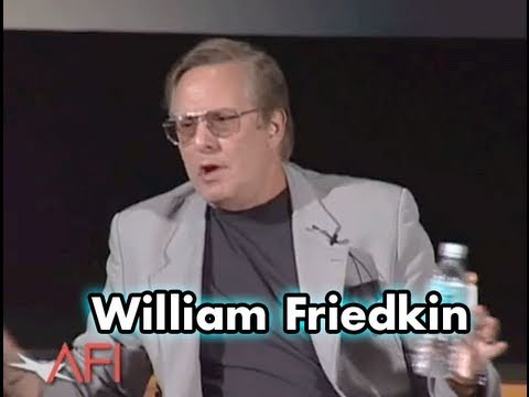 William Friedkin on Documentary Style
