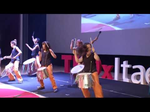 Re-creating Music with What You Have: Noridan & Montant at TEDxItaewon