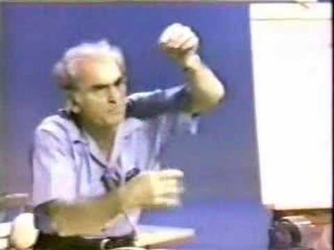 Julius Sumner Miller - Physics - Centrifugal Force pt. 2