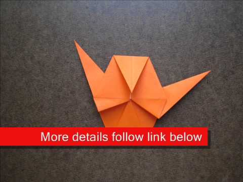 How to Fold Origami Little Teapot - OrigamiInstruction.com
