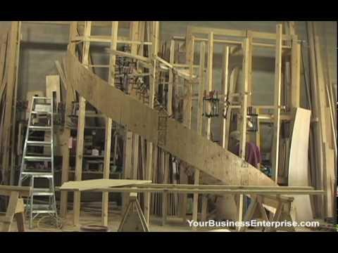 R&A Stairs, Rick Albrecht