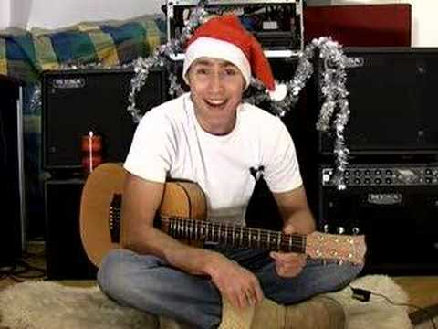 Rudolph The Red Nose for Solo Guitar #1of3 (Christmas Songs Guitar Lesson ST-102) How to play