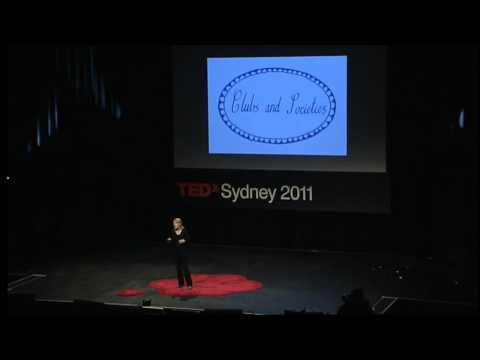 TEDxSydney - Johanna Featherstone - Transformation by Poetry