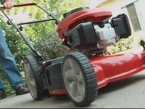 How to Tune Up a Push Lawn Mower