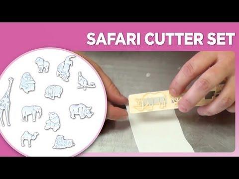 Safari Cutter Set