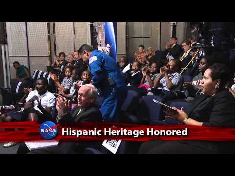 Last Mission Update, The Art of Space, and Hispanic Heritage on This Week@NASA!