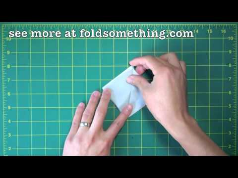 Origami Sailboat (Old Spice spoof)