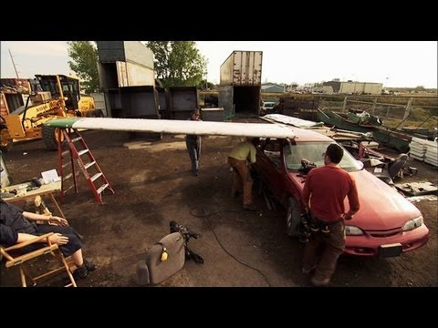 The Re-Inventors - The History of Flying Cars