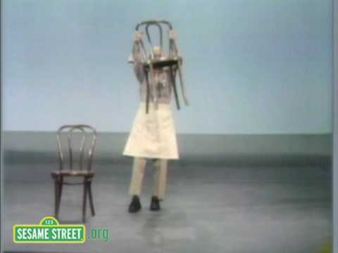 Sesame Street: Slow Motion Adding Chairs