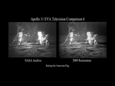 NASA Releases Restored Apollo 11 Video at the Newseum (Part 4)