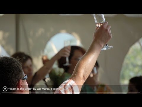 Wedding Reception: How to Drink Responsibly