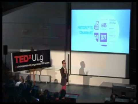 Why is Marketing a HR journey: Frederic Williquet  at TEDxULg