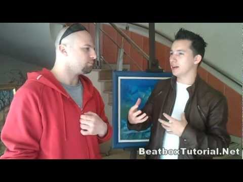 Red One Interview From Bulgaria (Sofia) - Beatbox Tutorial - On Beat Box Improvisation - Isato