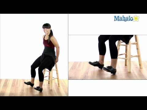 How to Tap Dance: Pull Backs