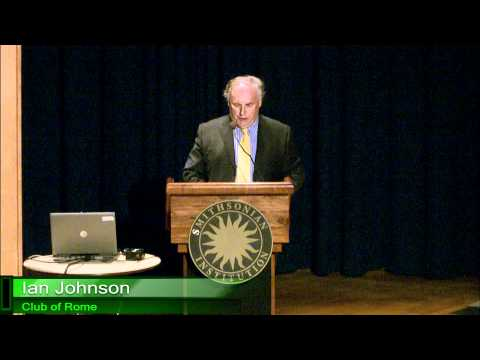 3. Ian Johnson - Perspectives on Limits to Growth: Challenges to Building a Sustainable Planet