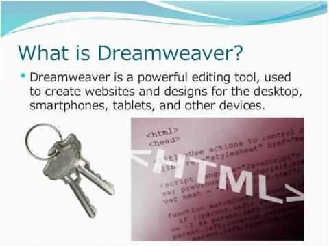Dreamweaver Tutorial For Beginners: Recorded Webinar