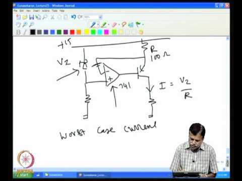 Mod-04 Lec-17 Error Budgeting for Thermo Couple Amplifier