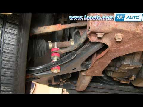 How To Install Stabilizer Link Chevy Cavalier Pontiac Sunfire 88-05 1AAuto.com