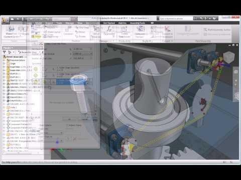 Autodesk Inventor 2010 Design Accelerators