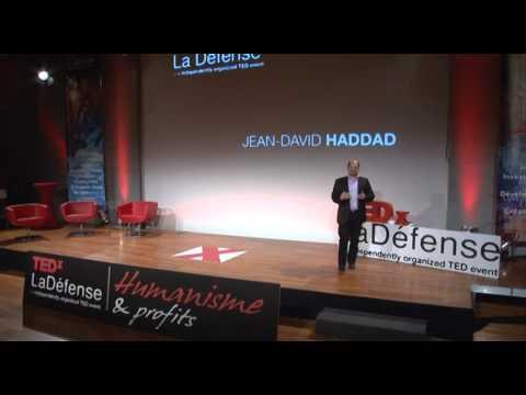 TEDxLaDefense - Jean-David Haddad - Le vrai rôle des marchés